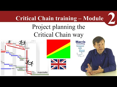 (En) Critical Chain Training – Planning the CCPM Way 2/4