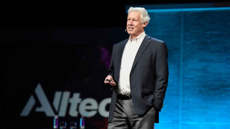 Chris Zook: Why founders are the future | Alltech