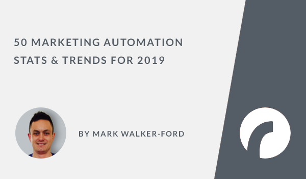 50 Marketing Automation Stats & Trends for 2019 – Infographic